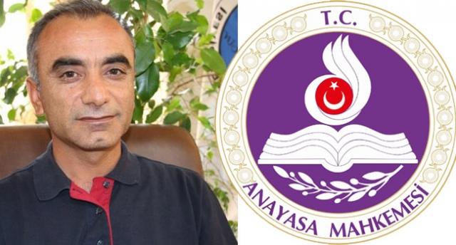 Nusaybin Belediyesi Kayyumu Anayasa Mahkemesi'ne taşıdı