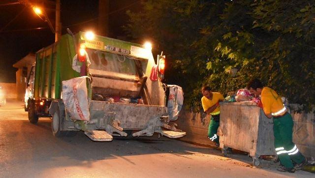 Nusaybin'de Ramazan Ayı boyunca çöpler iftardan sonra toplanacak