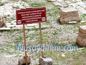 Nusaybin 'İnanç Parkı' Projesinde önemli bir adım atıldı