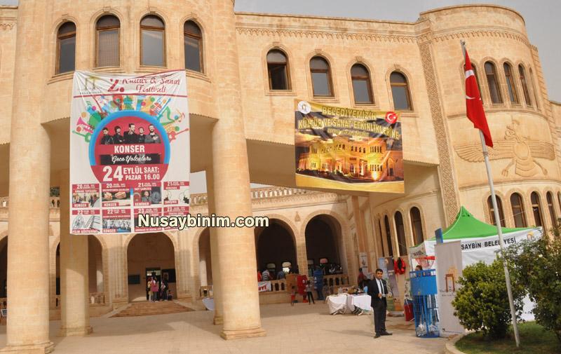 2. Kültür ve Sanat Festivali başladı