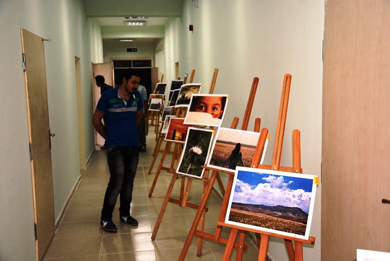 Nusaybin'de Fotoğrafçılık Kursu sertifika töreni