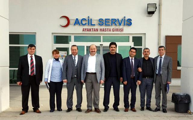 KHB Genel Sekreteri Karakuş, Nusaybin'de