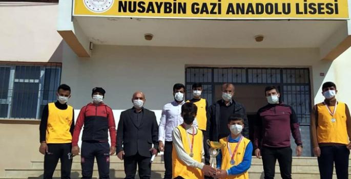 Gazi Anadolu Lisesi, Atletizm Şampiyonu oldu