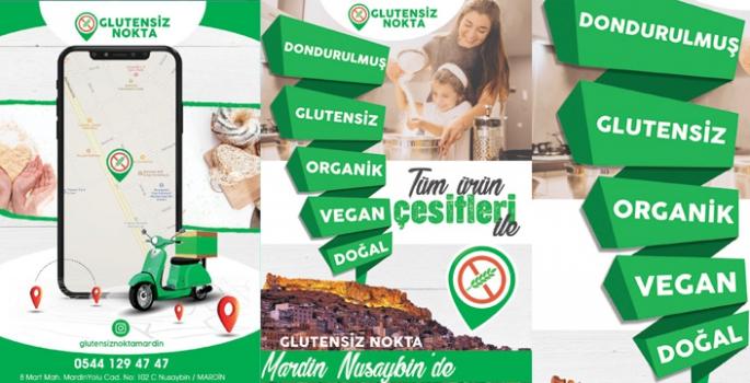 Glutensiz Nokta Mardin – Nusaybin'de