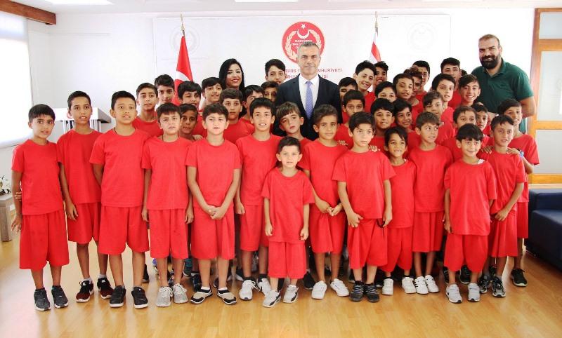 GS Futbol Okulu ve Çocuk Gelişim Merkezi harika işler yapıyor
