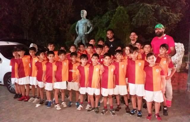 Galatasaray Nusaybin Futbol Okulunda yaz ayı kayıtları başladı