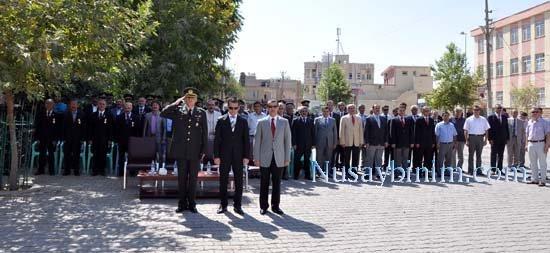 19 Eylül Gaziler Günü Kutlama Töreni