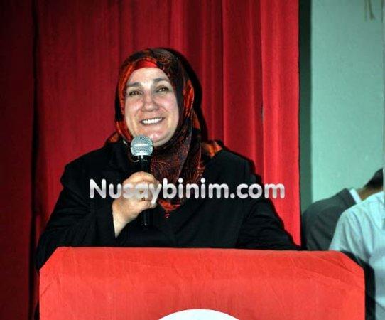 Nusaybin Ak Parti Kadın kolları 3. Olağan kongresini yaptı