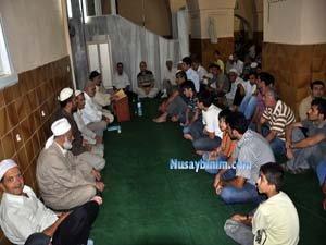 Nusaybin'de Mevlid Kandili programı Zeynelabidin Camisinde icra edilecek
