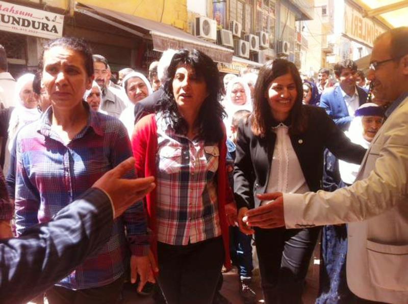 HDP Milletvekili Mardin adayları tanıtıldı