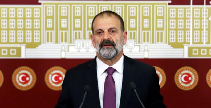 HDP Mardin Milletvekili, Tuma Çelik partisinden istifa etti