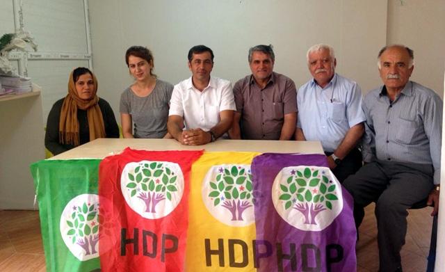 HDP Nusaybin'de 2. Olağan Kongresini yaptı