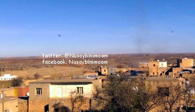 Omeryan bölgesinde çatışma çıktı
