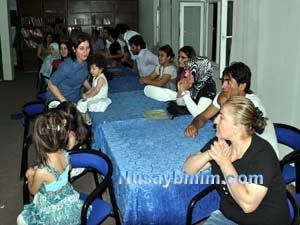 Nusaybin Kurdi -der'de Mezuniyet sevinci