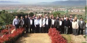 İzmir'den Mardin'e 8 Bin Fidan Hibe Edildi