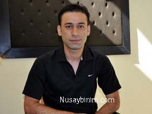 Nusaybin Atatürk Kapalı spor salonu tadilata alındı
