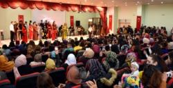 8 Mart Dünya Kadınlar Günü nedeniyle öğretmenler konser verdi