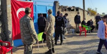 Afrin'de görev yapan Nusaybinli asker şehit oldu