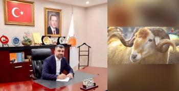 AK Parti Mardin İl Başkanı Kılıç'tan Kurban Bayramı Mesajı