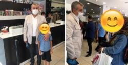 AK Parti Nusaybin'de 100 yetim çocuğu giydirdi