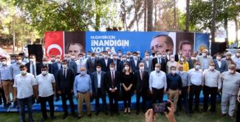 AK Parti Nusaybin'de 7. Olağan Kongresini yaptı