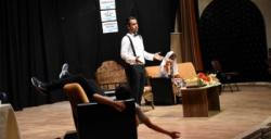 Anadolu Lisesi, bir öğrencinin sınav günlüğünü tiyatroya uyarladı
