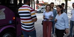 Başkan Nergiz, YKS'ye giden öğrencileri uğurladı