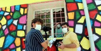 Covid-19 ile Yaşam film yarışmasında Nusaybin'de çekilen film birinci oldu
