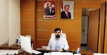 Devlet Hastanesi Başhekim yardımcılığına Özmen atandı