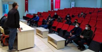 Eğitim Bir Sen Nusaybin'de Öğretmenler arası Voleybol Turnuvası düzenliyor