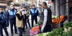 Fırınlar, manavlar, pastaneler ve toptan gıda satış merkezleri denetlendi