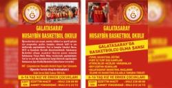 Galatasaray Basketbol Okulu yaz dönemi kayıtları başladı