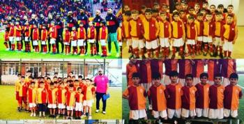 Galatasaray Nusaybin Futbol Okulu çalışmalara başlıyor