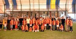 Galatasaray Nusaybin Futbol Okulu Ege Bölgesi Kampı Başladı