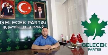 Gelecek Parti Nusaybin İlçe Teşkilatı kuruldu