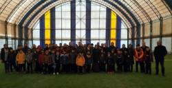 GS Futbol Okulunun Geleneksel Sömestir kampı başladı