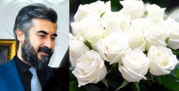 Gül ve Nusaybin'in Beyaz Gülleri...