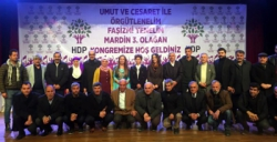 HDP Mardin'de 3. Olağan kongresini yaptı