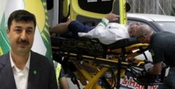 HÜDA PAR'dan camilerdeki katliamlara kınama