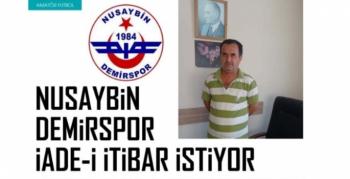 Hürriyet Spor Arena Plus Nusaybin Demirspor'u konu aldı