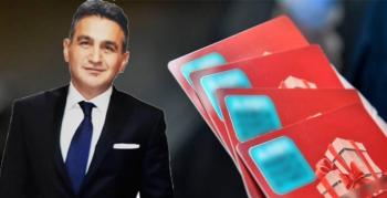 İş adamı Musaoğlu, Ramazan nedeniyle ihtiyaç sahiplerine alış veriş kartı dağıttı
