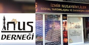 İzmir'de Nusaybinliler Derneği, İNUS kuruldu