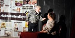 Kadına Şiddeti anlatan 'Hepgül' adlı tiyatro gösterisi düzenlendi