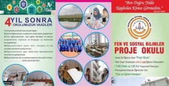 LGS tercihlerinde Nusaybin Proje İHL ve Kız İHL yeni öğrencilerini bekliyor