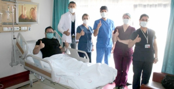 Mardin'de ilk defa Pateller tendon rekonstrüksiyon ameliyatı yapıldı