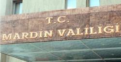 Mardin geneli tüm etkinlikler izne bağlandı