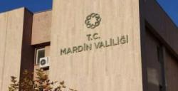Mardin genelinde tüm etkinlikler izne bağlandı