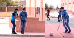 MEK İHL'den Engelliler Günü filmi