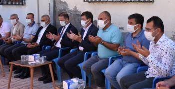 Milletvekili Demirkaya'dan Suzan öğretmenin ailesine taziye
