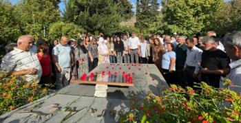 Musa Anter Nusaybin'de ve Diyarbakır'da anıldı